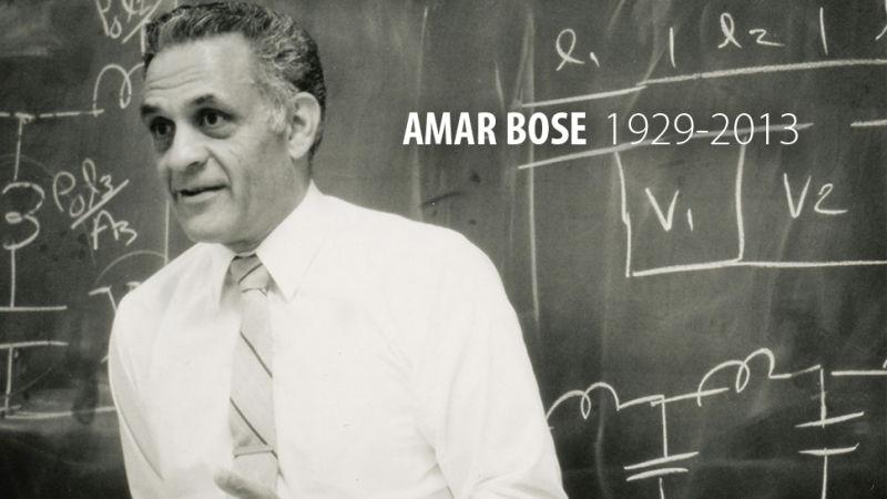 Bose, tintucaudio