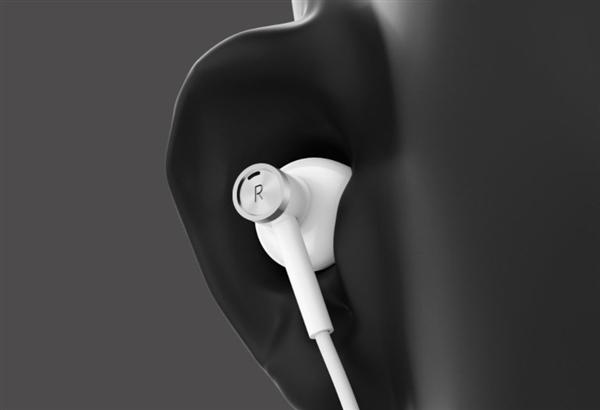 xiaomi, tintucaudio, Mi Dual-Unit Half-Ear