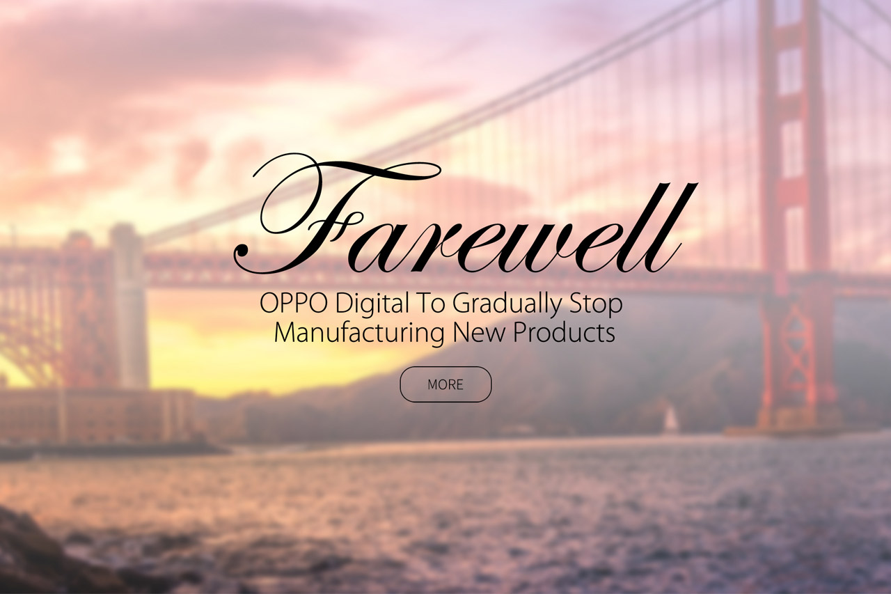 Oppo, Farewell, tintucaudio