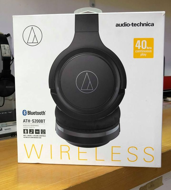 audio technica, s200bt, tintucaudio