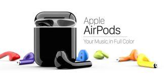 apple, airpods, màu sắc, tintucaudio