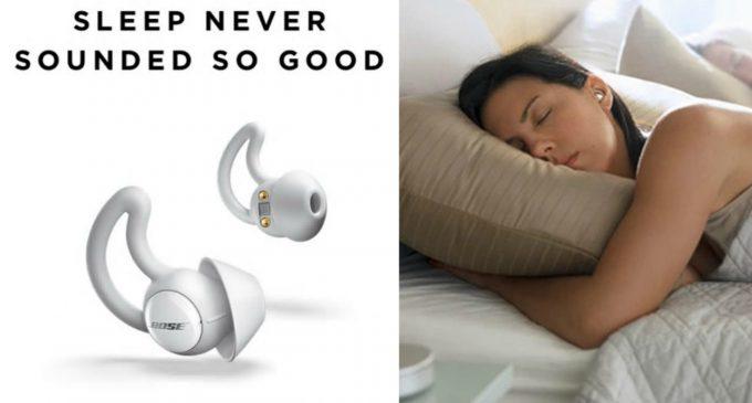 Noise-Masking Sleepbuds, tai nghe, chống ồn, giấc ngủ, tintucaudio