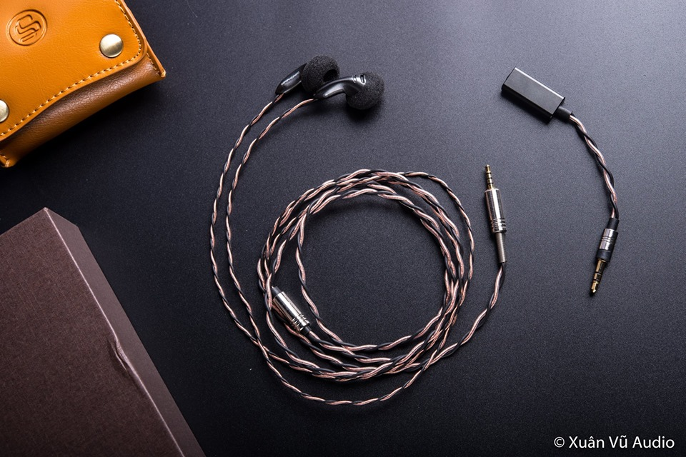 Balance 2.5, dây dẫn, tín hiệu, nền sạch, tintucaudio