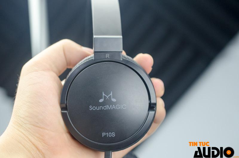 Đánh giá tai nghe SoundMAGIC P10S
