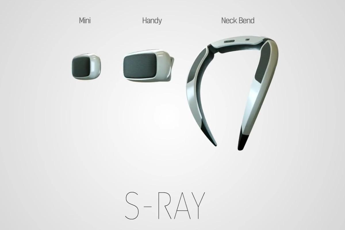 samsung, s-ray, loa, một hướng, tintucaudio
