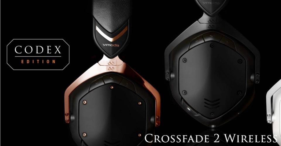 v-moda, crossfade, codex, tai nghe, cao cấp, tintucaudio