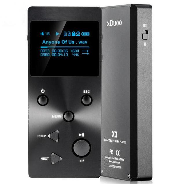xduoo x3 gen 2, máy nghe nhạc, dap, tintucaudio