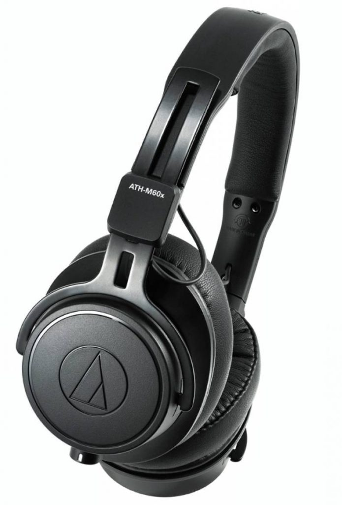tai nghe, headphone, kiểm âm, audio technica, tintucaudio, m60x