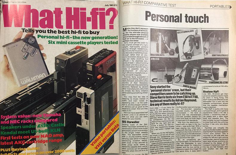 sony, walkman, máy nghe nhạc, cassette, tintucaudio