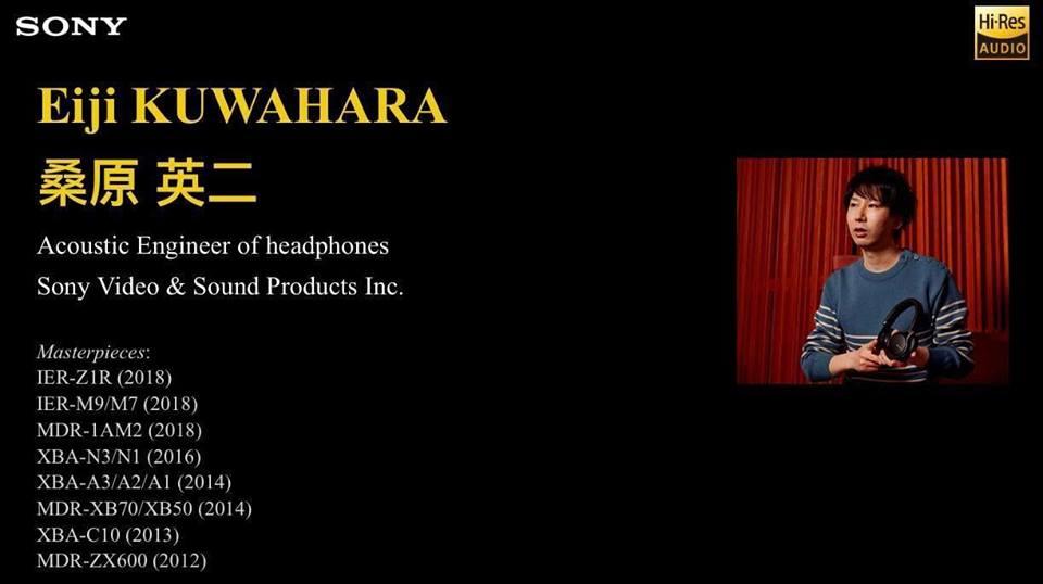 Sony giới thiệu tai nghe và DAC
