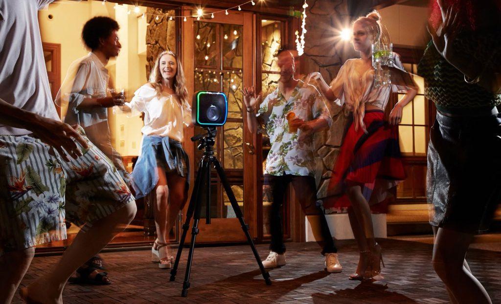 sony, Sony SRS-XB501G, loa di động, bluetooth, tiệc, công suất, tintucaudio