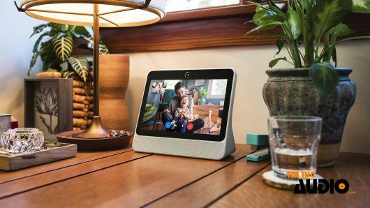 Portal, Portal Plus, tintucaudio, loa thông minh, smart speaker, facebook
