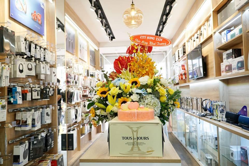 Xuân Vũ Audio, 92 Phan Đình Phùng, chi nhánh, cửa hàng, khai trương, quà tặng, khuyến mãi, tintucaudio
