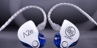 64 audio, a2e, in-ear-monitor, tintucaudio, cao cấp, tai nghe
