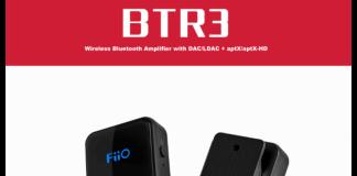 bluetooth, không dây, fiio, btr3, tintucaudio
