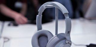 Surface, Headphones, tai nghe, không dây, microsoft, tintucaudio