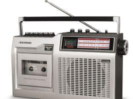 đài, radio, cassette, tintucaudio