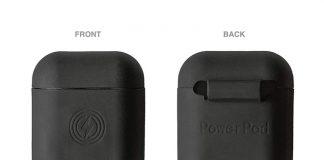 PowerPod Case, airpods, tintucaudio, apple, không dây