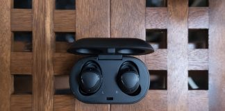Gear IconX, samsung, tai nghe, true wireless, tintucaudio
