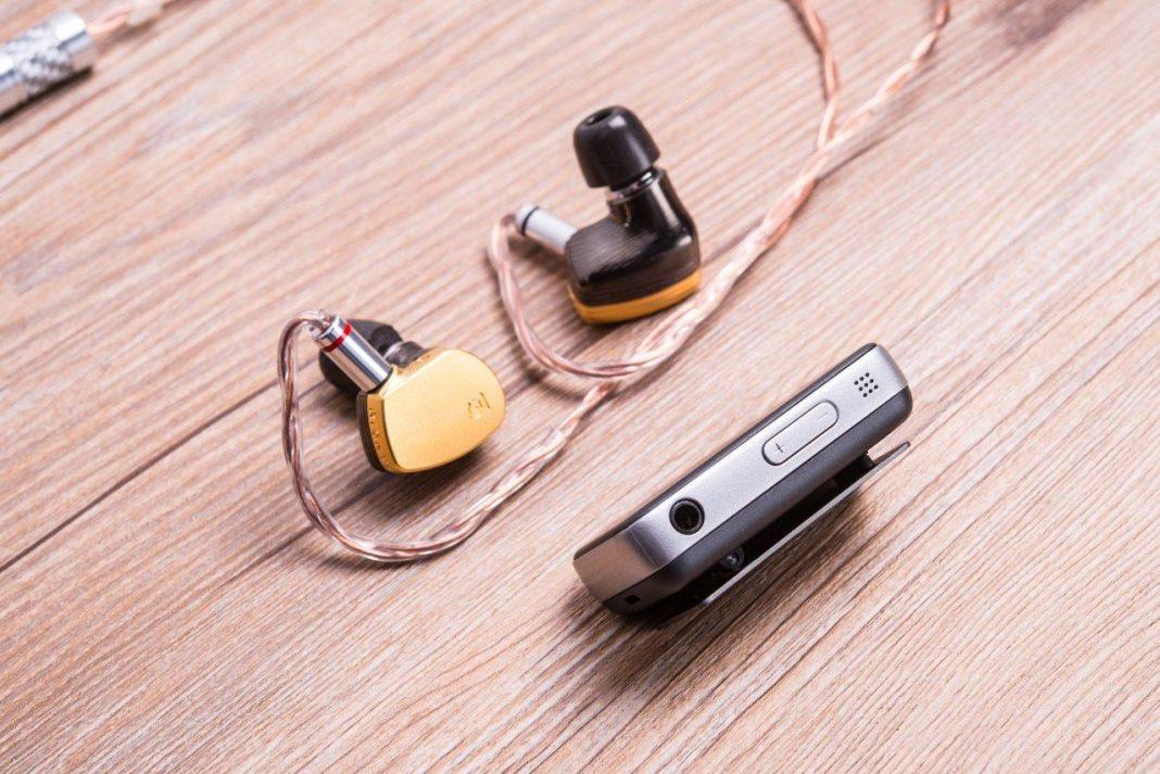 earstudio, es100, dac, amp, bluetooth, chất lượng cao, không dây, tintucaudio