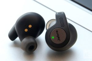 True wireless Jabra