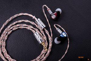 Soranik x Satin SP3 LTD đi kèm dây dẫn cao cấp đến từ Satin Audio