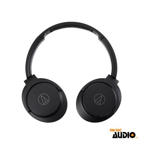 Audio Technica, tai nghe, không dây, bluetooth, anc, chống ồn, tintucaudio