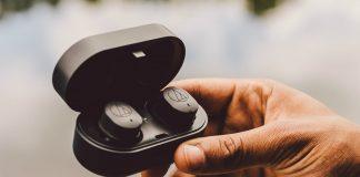 audio technica, tai nghe, không dây, true wireless, tintucaudio