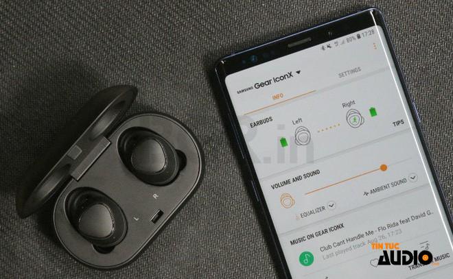 gear, iconx, tintucaudio, tai nghe, không dây, true wireless