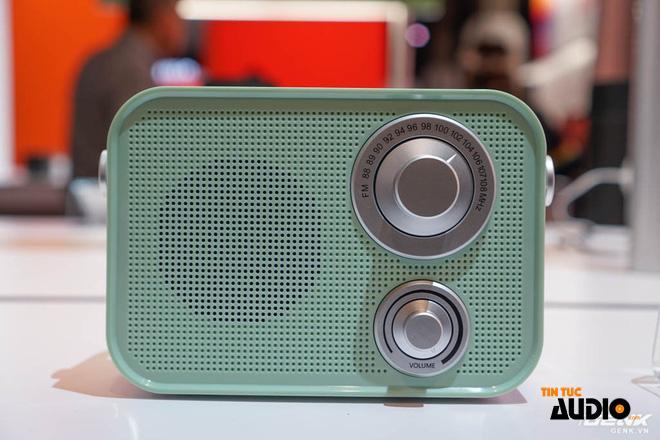 loa, polaroid, blueotooth, radio, tintucaudio