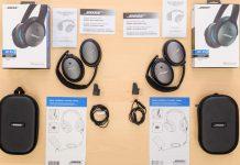 Active Noise Cancelling, ANC, TinTucAudio, chống ồn, bose, qc25