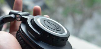 Audio Technica, tai nghe, không dây, bluetooth, tintucaudio, m50xbt