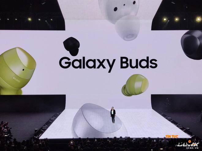Galaxy Buds, samsung, tintucaudio, akg