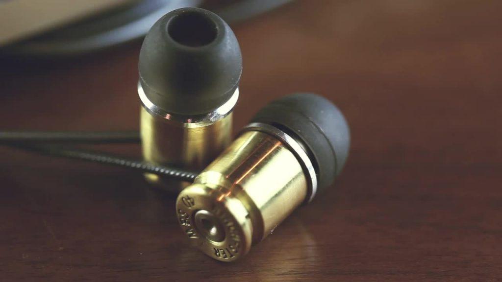 tai nghe, vỏ đạn, diy, tintucaudio