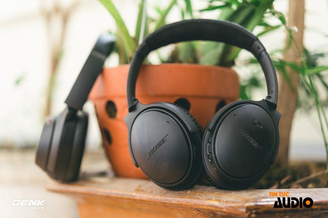 tai nghe, bose, sony, anc, chống ồn, tintucaudio