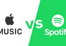apple, music, spotify, tintucaudio
