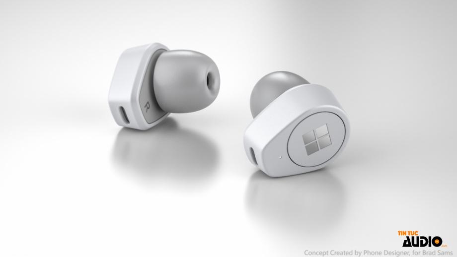 tai nghe, true wireless, microsoft, tintucaudio