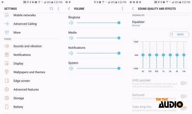 loa, tai nghe, smartphone. tintucaudio