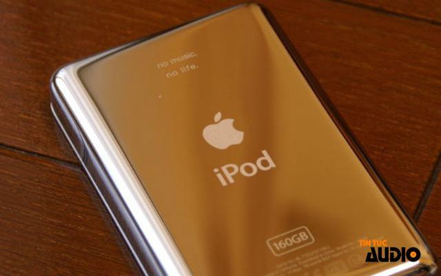iPod, Classic, máy nghe nhạc, apple, tintucaudio