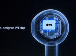 airpods, w1, apple, true wireless, tintucaudio