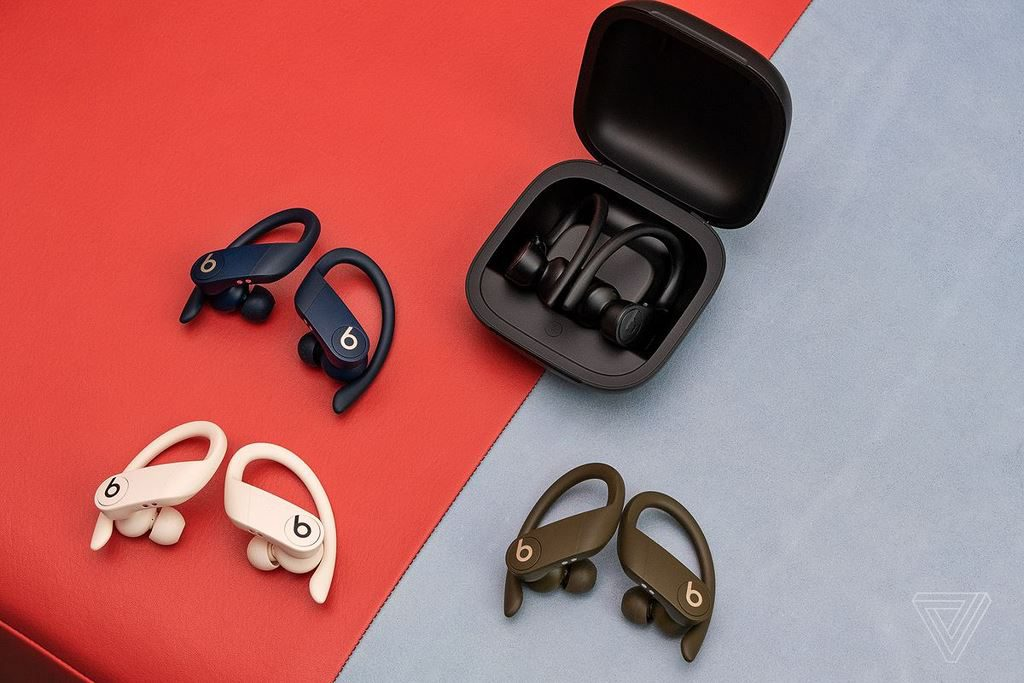 Powerbeats Pro, apple, tai nghe, không dây, true wireless, tintucaudio