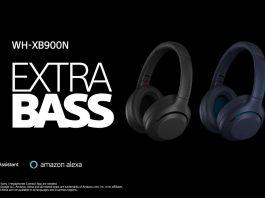 Sony, WH-XB900N, tai nghe, chống ồn, anc, extra bass, tintucaudio