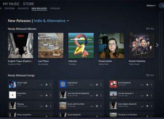 Amazon , music, stream, tintucaudio
