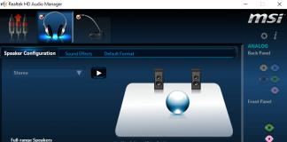 Realtek HD Audio, tintucaudio