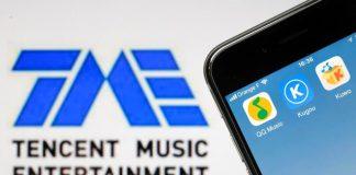 Tencent, Music, tintucaudio