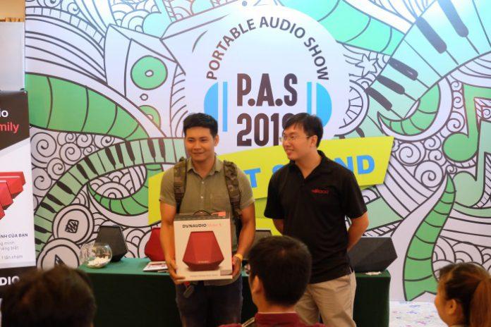 P.A.S, triển lãm, tintucaudio