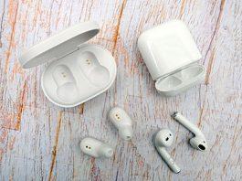 AirDots, apple, airpods, true wireless, tintucaudio