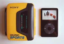 sony, apple, walkman, ipod, tintucaudio
