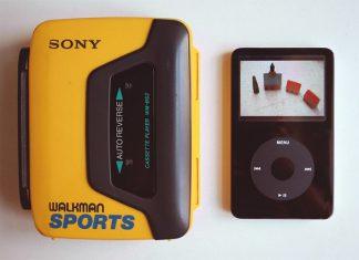 sony, apple, walkman, ipod, tintucaudio