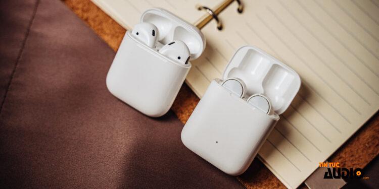 Xiaomi, airdots pro, tintucaudio, true wireless